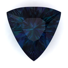 FAB Alexandrite Trillion Cut - Fire & Brilliance