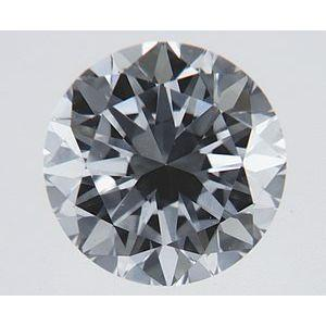 0.30 Carat Round Diamond-FIRE & BRILLIANCE