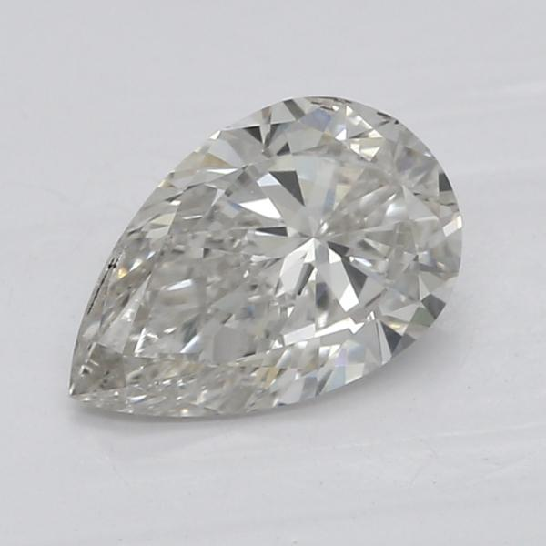 0.51 Carat Pear Diamond-FIRE & BRILLIANCE