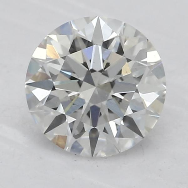 0.51 Carat Round Diamond-FIRE & BRILLIANCE