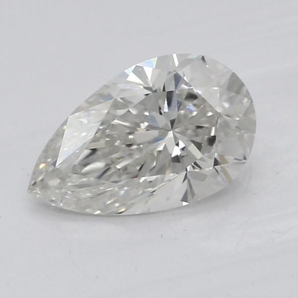0.52 Carat Pear Diamond-FIRE & BRILLIANCE
