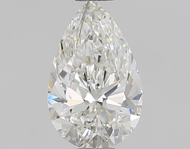 0.56 Carat Pear Diamond-FIRE & BRILLIANCE