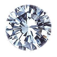 0.58 Carat Round Diamond-FIRE & BRILLIANCE