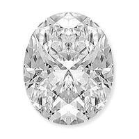 0.60 Carat Oval Diamond-FIRE & BRILLIANCE