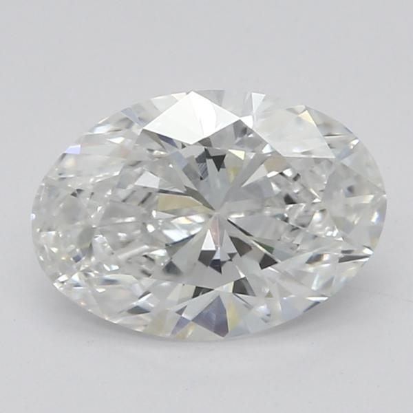 0.78 Carat Oval Diamond-FIRE & BRILLIANCE