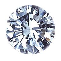0.85 Carat Round Diamond-FIRE & BRILLIANCE