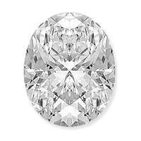 1.00 Carat Oval Diamond-FIRE & BRILLIANCE