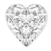1.06 Carat Heart Diamond-FIRE & BRILLIANCE