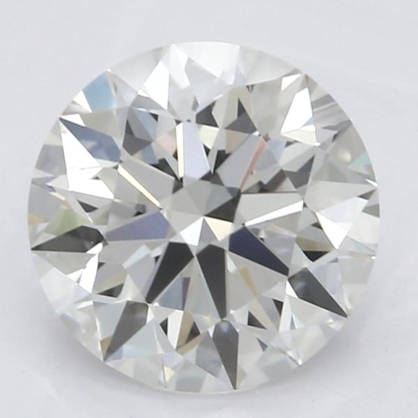 1.26 Carat Round Diamond-FIRE & BRILLIANCE