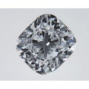 1.27 Carat Cushion Diamond-FIRE & BRILLIANCE