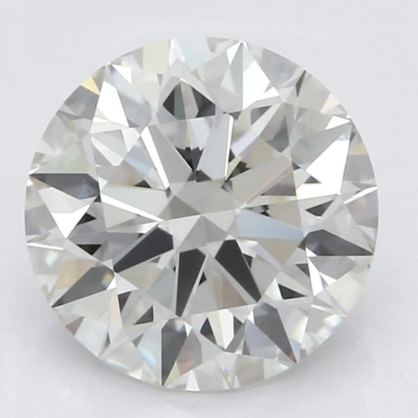 1.38 Carat Round Diamond-FIRE & BRILLIANCE