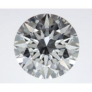 1.43 Carat Round Diamond-FIRE & BRILLIANCE