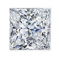 1.46 Carat Princess Diamond-FIRE & BRILLIANCE