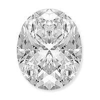 1.50 Carat Oval Diamond-FIRE & BRILLIANCE