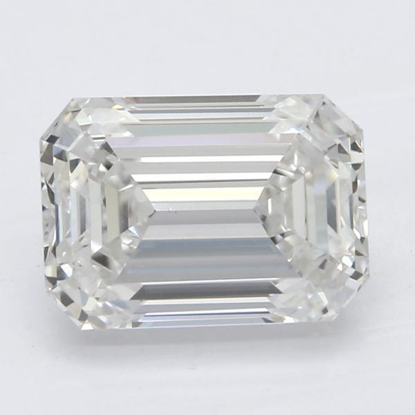 1.51 Carat Emerald Diamond-FIRE & BRILLIANCE