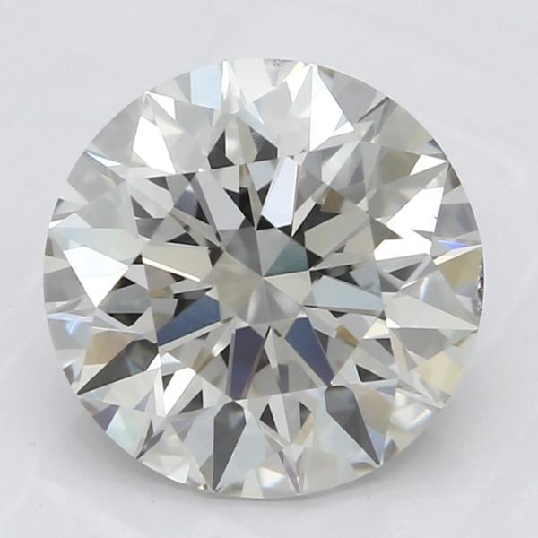 1.51 Carat Round Diamond-FIRE & BRILLIANCE