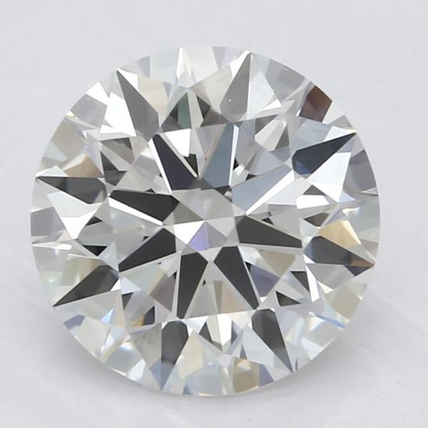 1.53 Carat Round Diamond-FIRE & BRILLIANCE