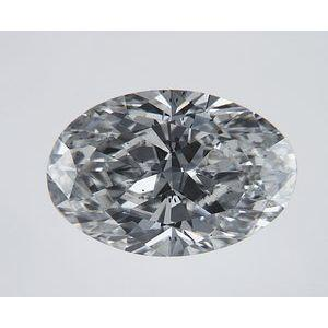 1.54 Carat Oval Diamond-FIRE & BRILLIANCE