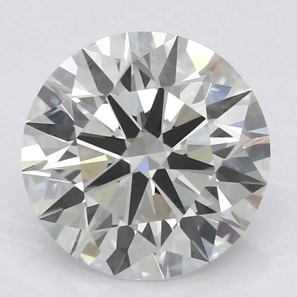 1.57 Carat Round Diamond-FIRE & BRILLIANCE