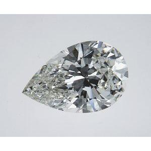 1.72 Carat Pear Diamond-FIRE & BRILLIANCE