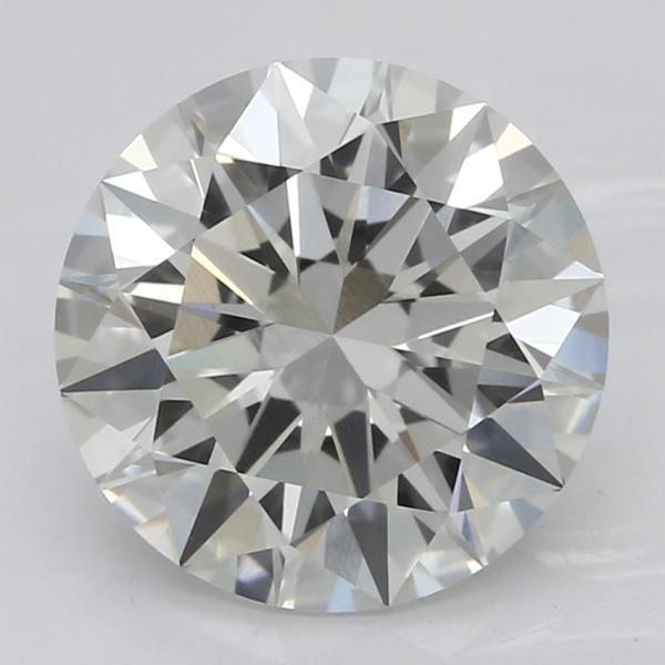 1.72 Carat Round Diamond-FIRE & BRILLIANCE