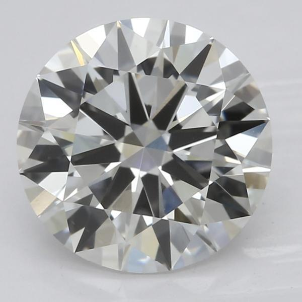 1.74 Carat Round Diamond-FIRE & BRILLIANCE