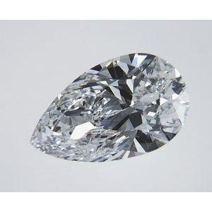 1.80 Carat Pear Diamond-FIRE & BRILLIANCE