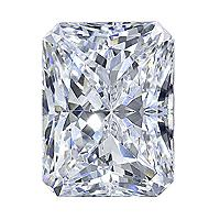 1.86 Carat Radiant Diamond-FIRE & BRILLIANCE