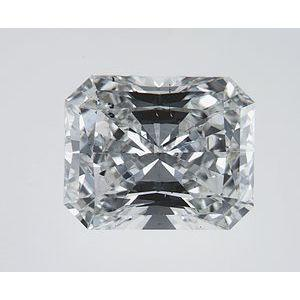 2.01 Carat Radiant Diamond-FIRE & BRILLIANCE