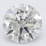 2.01 Carat Round Diamond-FIRE & BRILLIANCE
