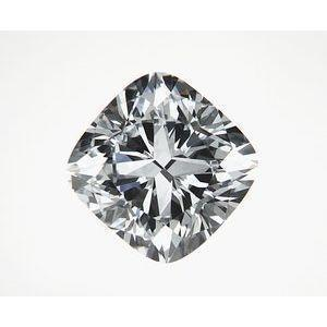 2.04 Carat Cushion Diamond-FIRE & BRILLIANCE