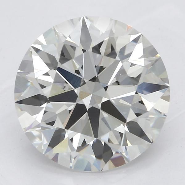 2.11 Carat Round Diamond-FIRE & BRILLIANCE