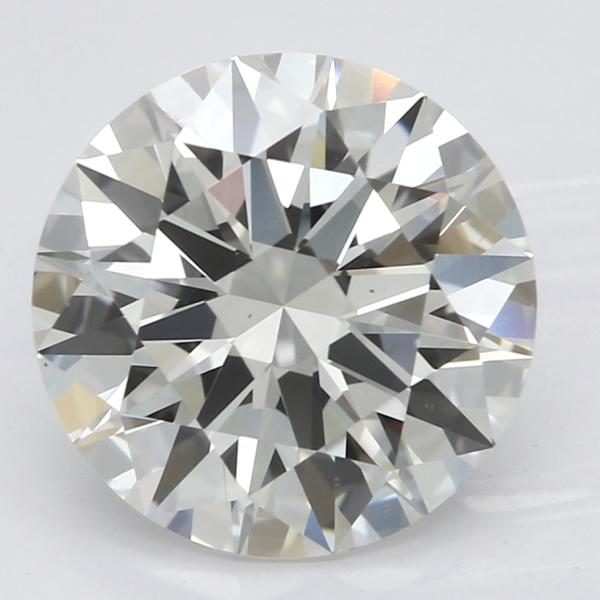 2.14 Carat Round Diamond-FIRE & BRILLIANCE