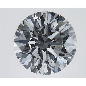 2.31 Carat Round Diamond-FIRE & BRILLIANCE