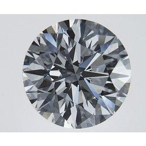 2.32 Carat Round Diamond-FIRE & BRILLIANCE
