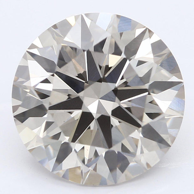 2.33 Carat Round Lab Grown Diamond-FIRE & BRILLIANCE
