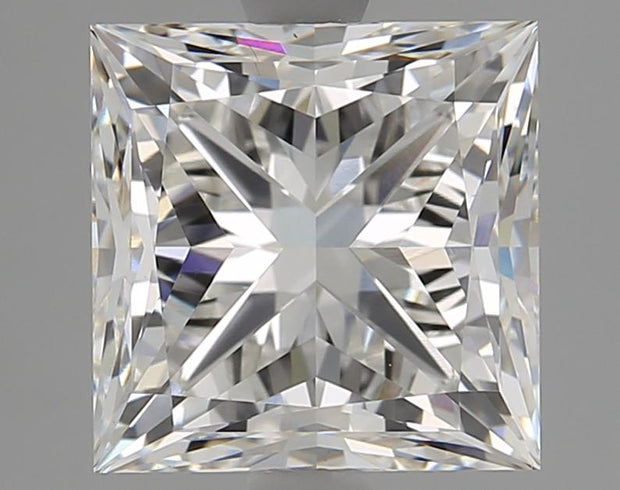 3.01 Carat Princess Diamond-FIRE & BRILLIANCE
