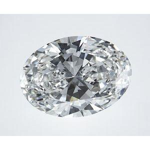3.02 Carat Oval Diamond-FIRE & BRILLIANCE