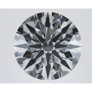 3.05 Carat Round Diamond-FIRE & BRILLIANCE