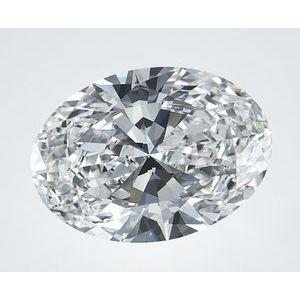 3.09 Carat Oval Diamond-FIRE & BRILLIANCE