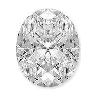 3.61 Carat Oval Diamond-FIRE & BRILLIANCE