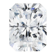 Certified Radiant Forever One Charles & Colvard Loose Moissanite Stone - 2.70 Carats - D Color - VVS1 Clarity-Certified Forever ONE Moissanite-Fire & Brilliance ®