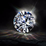 Round SUPERNOVA Loose Moissanite Stone-SUPERNOVA Moissanite-Fire & Brilliance ®