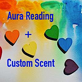 Aura Reading & Custom Scent