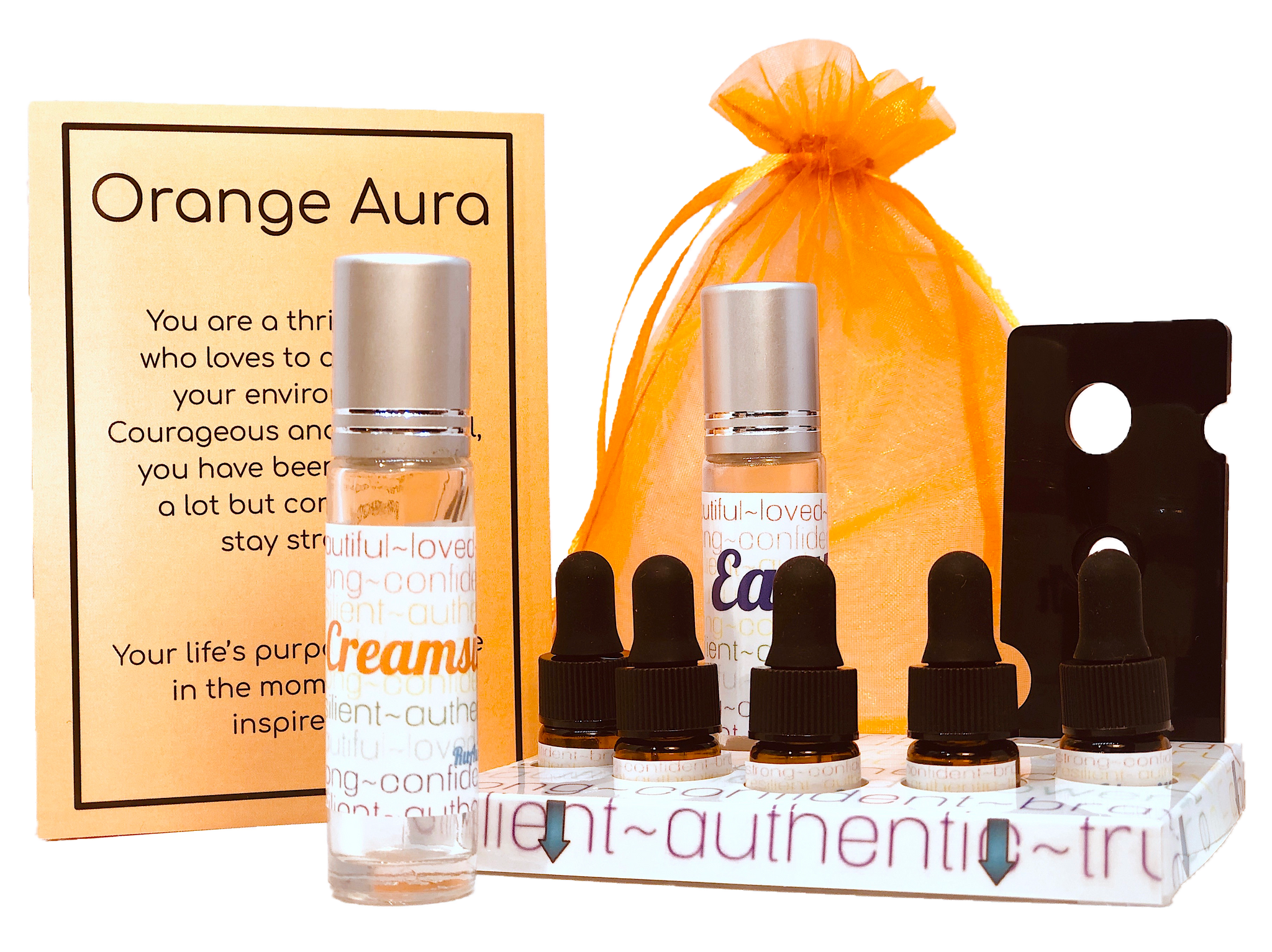 Creamsicle DIY Fragrance Kit
