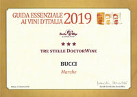 Crù of White - bio [6 BUCCI Verdicchio + 4 VILLA BUCCI RISERVA + 2 Red wine for fee!]