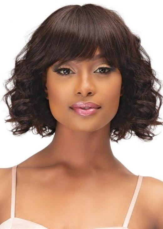 Femi Collection Roze Wig (Natural)