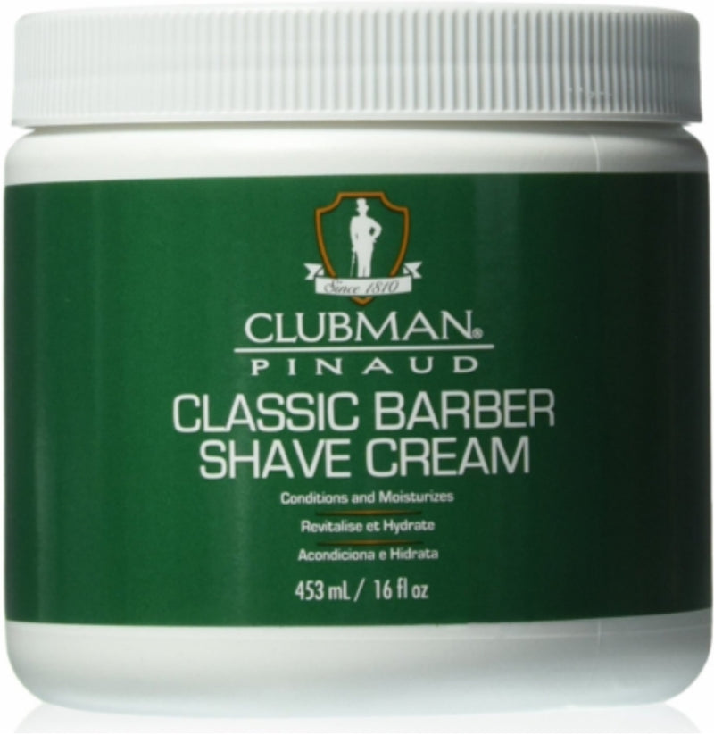 Clubman Classic Barber Shave Cream