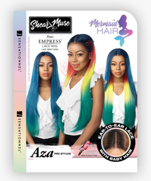 Shear Muse Aza Mermaid Lemon