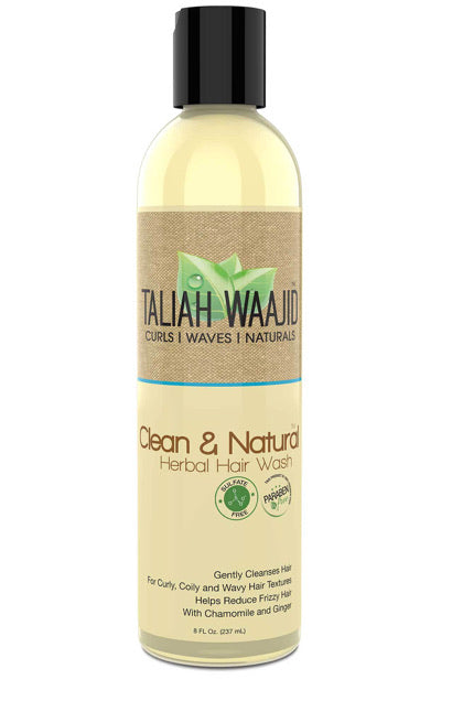 Taliah Waajid Clean & Natural Herbal Wash